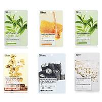 Combo 12 miếng mặt nạ Benew Natural Herb Mask Pack cao cấp Hàn Quốc ( có 6 loại - mỗi loại 2 miếng )