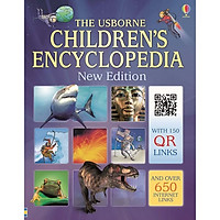 Usborne Children's Encyclopedia, reduced edn