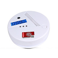 Cordless Standalone CO Gas Sensor LCD Disply 85dB Sound Warning High Sensitive Carbon Monoxide Gas Poisoning Detection