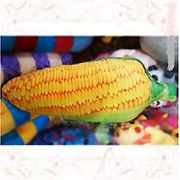 gối ôm thú nhồi bông hình trái bắp ngô 3d lớn vải nhung êm mềm mại (1mét)
