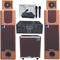 Bộ dàn karaoke PA - 3200 Bell Plus (hàng chính hãng)
