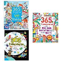 365 Ý Tưởng Sáng Tạo (Bộ 3 Cuốn)