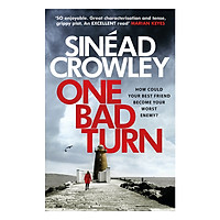 One Bad Turn: Ds Claire Boyle 3: A Gripping Thriller With A Jaw-Dropping Twist
