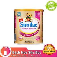 Combo 4 Lon Sữa Bột Similac Total Comfort 1+ (360g)