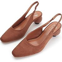 Giày cao gót Chocolate Slingback - JOTI 3223VN5