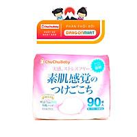 [NHẬT BẢN] Miếng Lót Thấm Sữa ChuChu Baby (90 Pc)