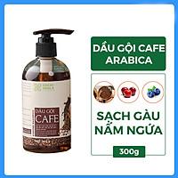 Dầu Gội Cafe Arabica kích thích mọc tóc, giảm gãy rụng, nuôi dưỡng tóc đen mượt Cocayhoala 300g