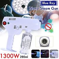 1300W 280ML Sprayer Machine Disinfection Blue Nano Steam Spray Tools Disinfection Nano Spray Tools EU Plug 220V Atomizi