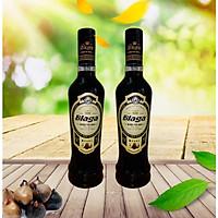 Thực Phẩm Bảo Vệ Sức Khỏe Rượu Tỏi Đen (500ml/ Chai) (Combo 2 Sản Phẩm)