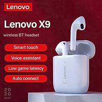 Lenovo X9 Tws Earbuds Bluetooth 5.0 Earphones True Wireless Headphones Touch Control Sport Headset