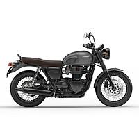 Xe Môtô Triumph Bonneville T120 black - Đen - Nhám