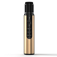 Micro Karaoke Bluetooth Không Dây - Âm Thanh Chất Lượng Cao - Hàng Chính Hãng