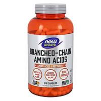 Branched Chain Amino Acids (BCAA) | Bổ Sung Đạm & 20 Axit Amin Giúp Phát Triển, Khôi Phục và Tái Tạo Tế Bào Cơ Hỗ Trợ Luyện Tập (240 Viên)