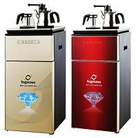 Cây nước nóng lạnh đa chức năng Nagakawa NAG0502 công nghệ làm lạnh Peltier Cooler - Hàng nhập khẩu
