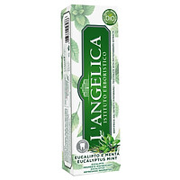 Kem Đánh Răng L'Angelica Toothpaste - Mint and Eucalyptus - Bạc Hà và Bạch Đàn
