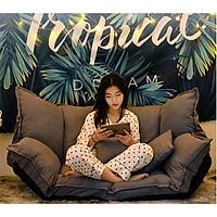 Sofa bệt biến hình POANG-sofa tùy chỉnh hình dáng linh hoạt