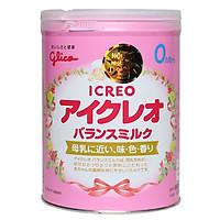 3 Hộp Sữa Glico Icreo Số 0 (800g)