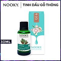 [30ml] Tinh dầu Gỗ Thông NOOKY 100% Thiên Nhiên - TORO FARM