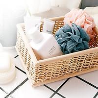 Camellia bath flower bubble bath towel bath ball 40g K05004