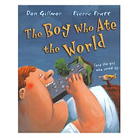 The Boy Who Ate The World (And The Girl Who Saved It)