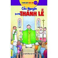 Sticker Cầu Nguyện Trong Thánh Lễ