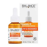 Tinh Chất Dưỡng Sáng, Chống Lão Hóa Balance Active Formula Vitamin C Brightening Serum - 30ml