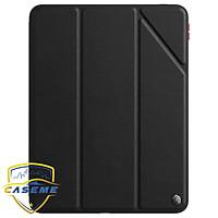 Bao da Nillkin Bevel Leather dành cho Apple iPad Pro 11 inch M1 2021 ( Có Khay Để Bút ) -  Hàng Chính Hãng