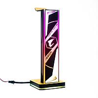 Giá treo tai nghe Aorus Pro LED RGB Custom Handmade
