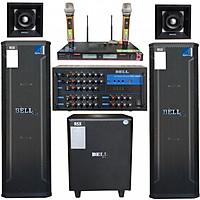 Dàn karaoke và nghe nhạc KMS -  6800 BellPlus - Hàng chính hãng