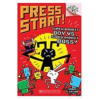 Press Start! Book 4: Super Rabbit Boy Vs Boss