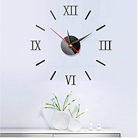 Đồng hồ dán tường JAYCE 3D trang trí nội thất