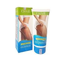 Gel chống rạn da tan mỡ giảm béo CREVIL TOTAL REPAIR CELLULITE, phù hợp cho bà bầu và phụ nữ sau sinh - 200ml