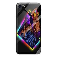 Ốp kính cường lực cho iPhone 7 siêu N 1 - Hàng chính hãng