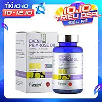 Tinh dầu hoa anh thảo Careline Evening Primrose Oil 60v