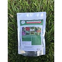 Phân bón Hữu Cơ Vi Sinh TP-E20 500 Gram - Sản xuất bằng hèm bia. Bổ sung dưỡng chất cho cây, Đáp ứng tiêu chí trồng rau sạch, Nuôi dưỡng cây trồng, Cải tạo đất, làm tơi xốp đất, Chống các loại bệnh thối rễ do nấm.