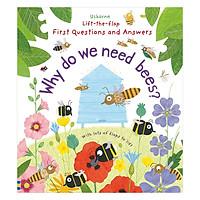 Sách thiếu nhi tiếng Anh - Usborne Why do we need bees?