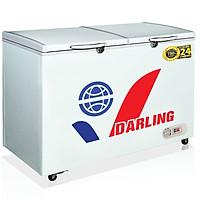 TỦ ĐÔNG DARLING 450 LÍT DMF-4799AXL ĐỒNG (R134A) - HÀNG CHÍNH HÃNG