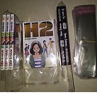 Combo 100 túi bọc truyện tranh khổ lớn: H2 Inu