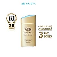 [GIFT] Kem chống nắng dưỡng da dạng sữa bảo vệ hoàn hảo Anessa Perfect UV Sunscreen Skincare Milk SPF 50+ PA++++ 60ml