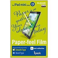 Miếng dán màn hình iPad mini 2019 ELECOM TB-A19PS079-W - Loại trơn - Hàng chính hãng