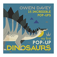 My First Pop-Up Dinosaurs (15 Incredible Pop-Ups)