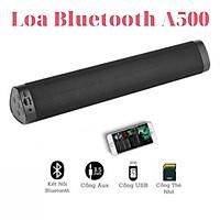 Loa Bluetooth Không Dây Dài A500 - Loa Tivi Vi Tính Soundbar Bass Cực Mạnh, Micro Đàm Thoại Tốt - Hỗ trợ USB/Thẻ Nhớ/Jack 3.5