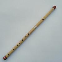 Sáo trúc HL tone si b4 hệ 6 lỗ bấm full 3 quãng chuẩn khớp beat