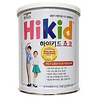 Sữa Hikid hương Chocolate 650g (1-9 tuổi) - Nhập khẩu Hàn Quốc