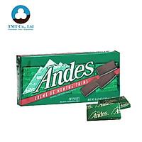 Kẹo Socola Andes bạc hà 132g