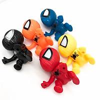 Người nhện trang trí bám đuôi xe (Giao màu ngẫu nhiên)