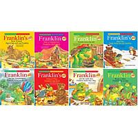 Combo Bộ Truyện Về Chú Rùa Nhỏ Franklin - Bộ 8 cuốn  (Song Ngữ Anh-Việt)