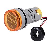 Đèn Báo Dòng Điện AC 100A Tủ Điện Phi 22 A22-AC