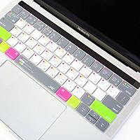 Phủ phím Macbook  JRC Shortcut Easy Style- Hàng nhập khẩu