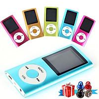 Máy nghe nhạc Mp4 iMEga Hifi (Tặng joystick chơi game) - Hàng nhập khẩu